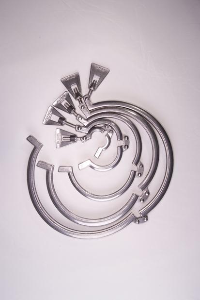 Abrazaderas clamp 2