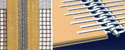 teflon con fibra de vidrioClipper