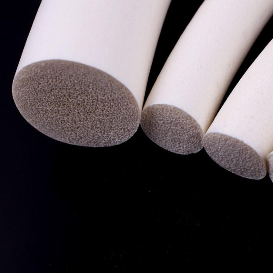 cordon de silicona esponjosa