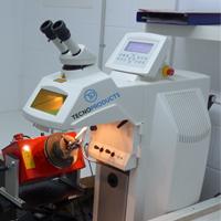 TP soldadura laser